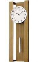 Seiko Clocks Wooden Case Glass Crystal Wall Clock #qxc212blh  from: USD$205.00