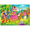Frank Snow White & The Seven Dwarfs 24pc Puzzle  from: AU$6.90