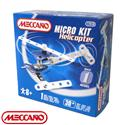 Meccano Micro Kit Helicopter  from: AU$8.90