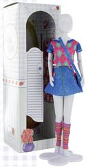 Dress Your Doll - Mannequin In Cubicle  from: AU29.90
