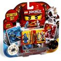 Lego Ninjago Spinjitzu Starter Set - 2257  from: AU29.90