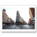 La Gran Via De Madrid Postcards  from: USD$1.70